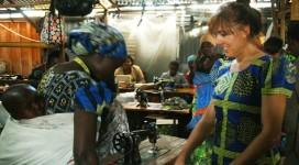 Una Luratese in Rwanda