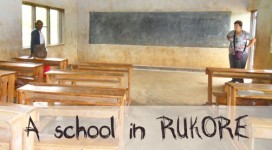 Primary School in Rukore